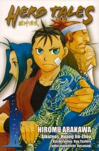 Hiromu Arakawa & al: Hero Tales