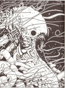 Tsutomu Nihei: Knights of Sidonia
